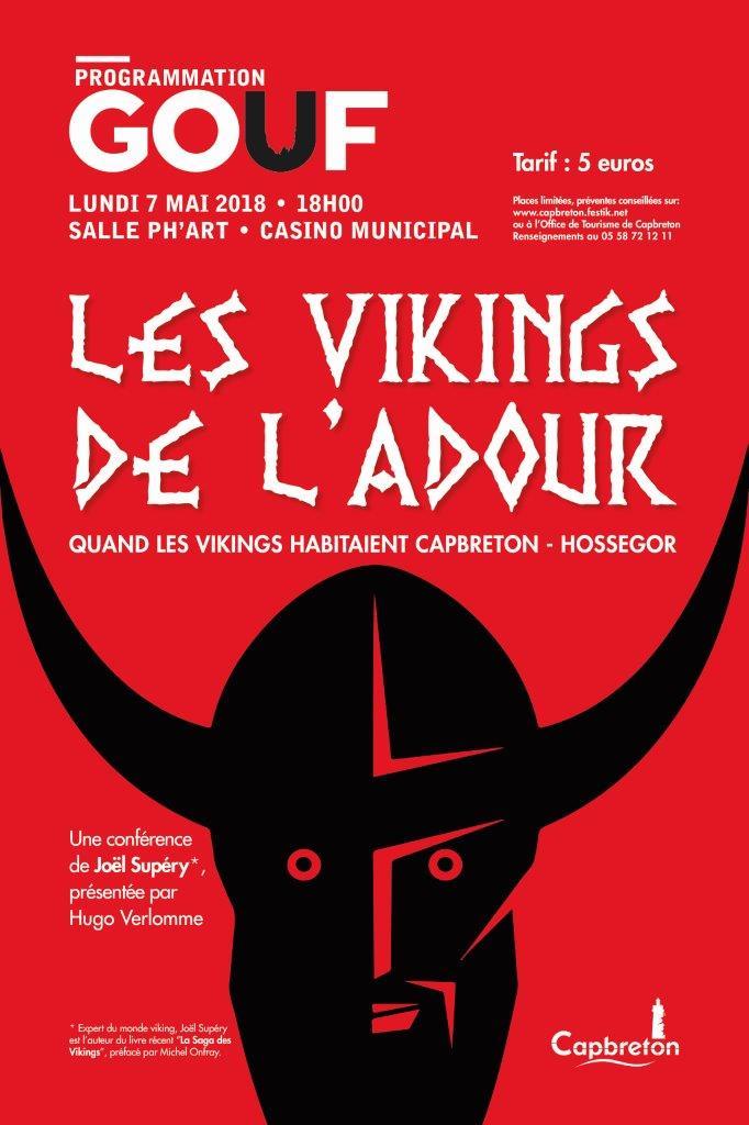 Conférence - Les Vikings de l'Adour